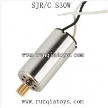 SJR/C S30W Drone motor black wire