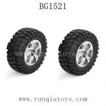 SUBOTECH BG1521 wheels