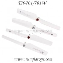 Tai Hong TH-701 smart drone main blades