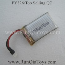 Top Selling Q7 FY326 Quadcopter Battery