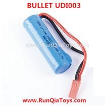 udirc bullet udi003 boat battery