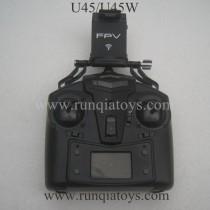UdiRC U45W drone controller
