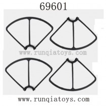 Utoghter 69601 Parts Propellers Guards