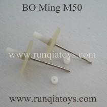 BO MING M50 Drone Gear with pipe