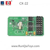 cxhobby cx-22 quadcopter receiver board