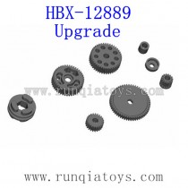 HBX 12889 Truck Upgrade Parts Gears Assembly