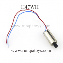JJRC H47WH Motor blue wire