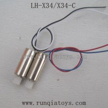 Lead Honor LH-X34 Parts-Motor A and B