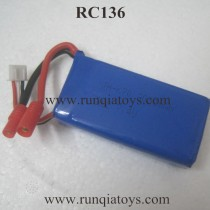 RC Leading RC136 7.4V Battery