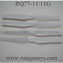 RUNQIA Toys RQ77-11 drone Propellers