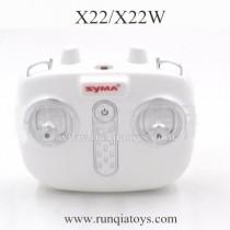 SYMA X22W drone Transmitter