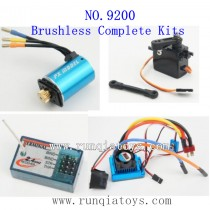 PXToys 9200 Parts-Brushless Motor Complete Kits