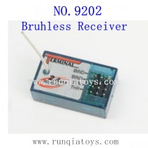 PXToys 9202 Upgrade Parts Brushless Receiver