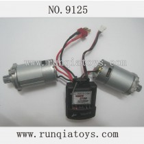 XINLEHONG Toys 9125 Motor and Receive board