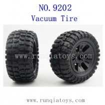 PXToys 9202 Upgrade Parts VACUUM TIRE