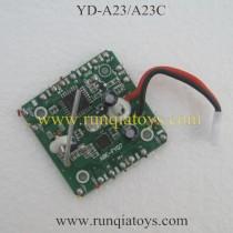 Attop YD-A23 A23C drone Reciever Board