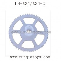 Lead Honor LH-X34 Parts-Big Gear