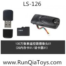 Liansheng LS-126 Leason quadcopter hd camera kits