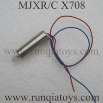 MJX X708 Quadcopter Motor Red