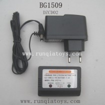 SUBOTECH BG1509 Parts-Charger With Balance Box DZCD02