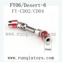 Feiyue fy06 car upgrade parts-Wheel Transmission FY-CD02, FY-CD04
