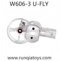 HUAJUN W606-3 Quadcopter Moor seat