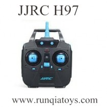 JJRC H97 RC Drone Transmitter
