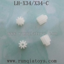 Lead Honor LH-X34 Parts-MINI Gear For Motor
