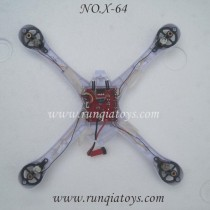 XINXUN NO.X-64 Drone body shell and motor kits