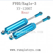 FEIYUE FY03 Eagle-3 upgrades-Metal Rear Shock XY-12007