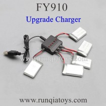 FAYEE FY910 Drone Battery USB Charger