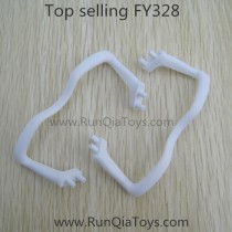 top selling fy328 drone landing skid