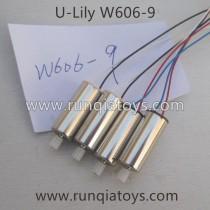 HUAJUN W606-9 Drone Motor