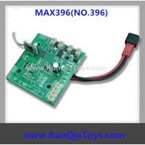 max396 rc quadcopter receiver board