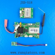 JXD 518 Parts-GPS Board and Receiver