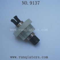XINLEHONG TOYS 9137 Parts-Differential