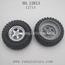 HBX 12813 survivor MT Car parts Wheels