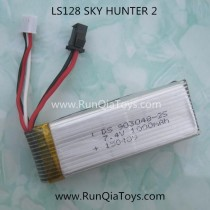 Lian Sheng LS-128 SKY HUNTER Quadcopter battery