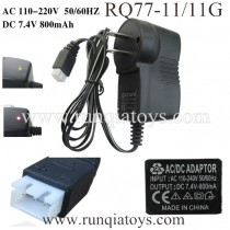 RUNQIA Toys RQ77-11 quadcopter US Charger