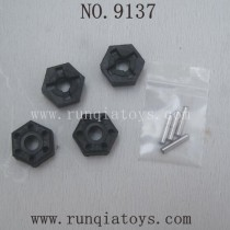 XINLEHONG TOYS 9137 Parts-Six Angel Connector