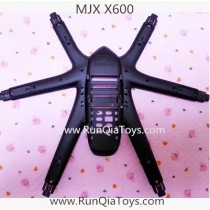 mjx x600 quadcopter under body shell
