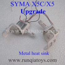 syma x5c quadcopter upgrade moto
