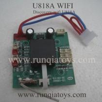 UdiR/C U818A FPV Drone Receiver Board