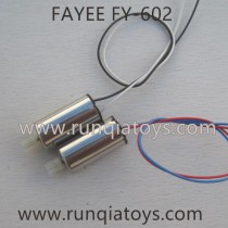 FAYEE FY602 Quadcopter motor AB