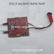 XINXUN NO.X-64 Quadcopter pcb board