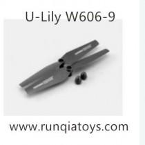 HUAJUN W606-9 Drone Propellers AB