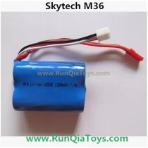 skytech m36 helicopter battery