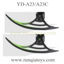 Attop YD-A23 A23C drone blades Guards