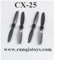 Cheerson CX-25 drone Propellers
