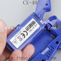 Cheerson CX-40 Parts-Lipo Battery
